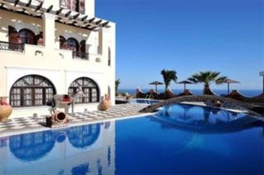 Holidays at Blue Suites Hotel in Fira, Santorini