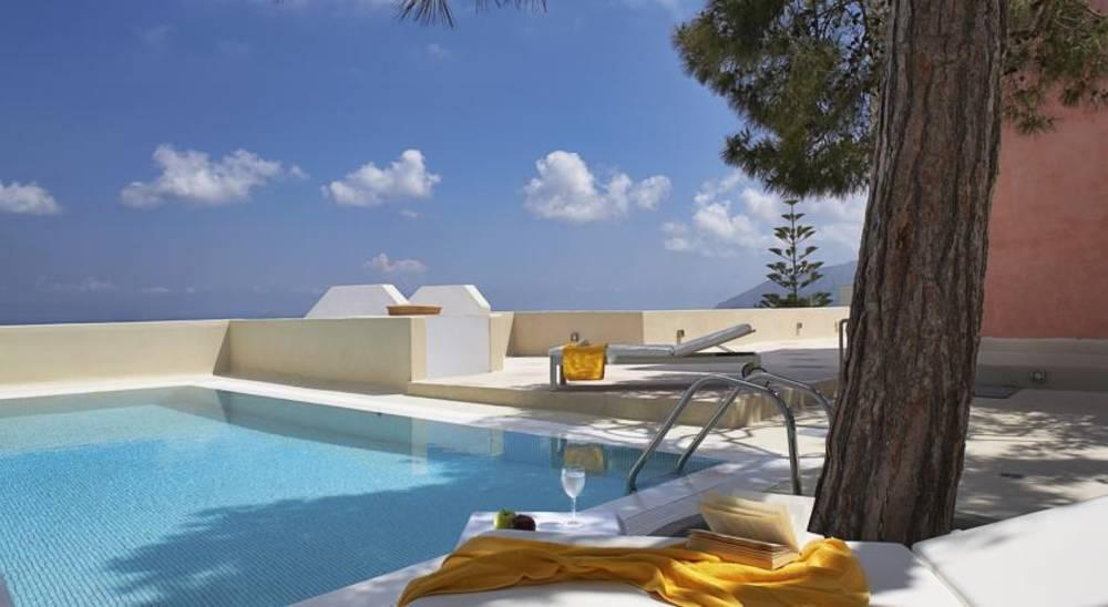 Holidays at Aria Lito Mansion Hotel in Fira, Santorini