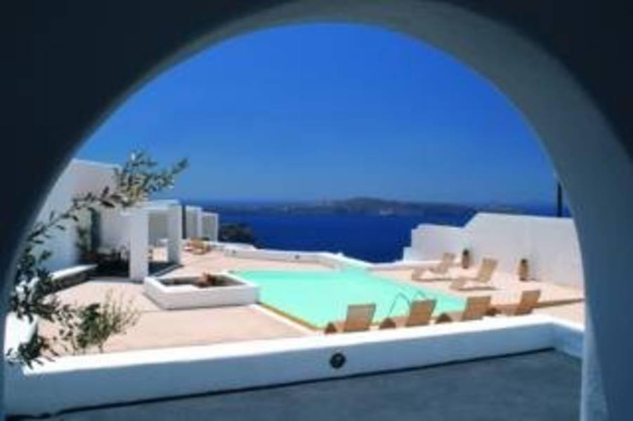 Holidays at Aria Suites Hotel in Fira, Santorini