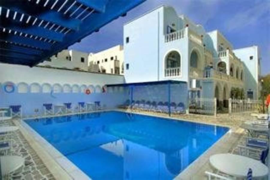 Holidays at Blue Sky Villa Hotel in Fira, Santorini