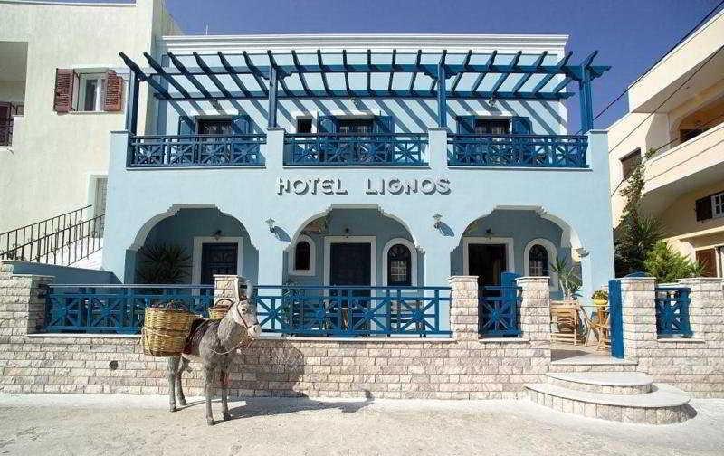 Holidays at Lignos Hotel in Fira, Santorini