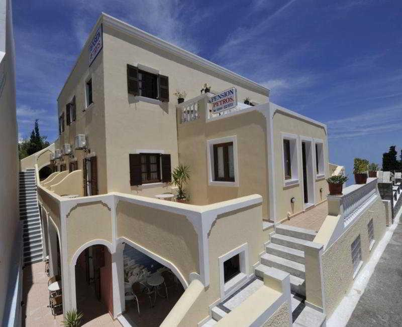 Holidays at Petros Pension in Fira, Santorini