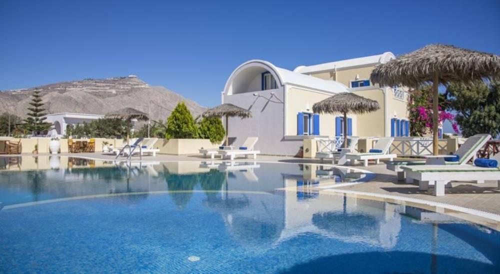 Bella Santorini Hotel