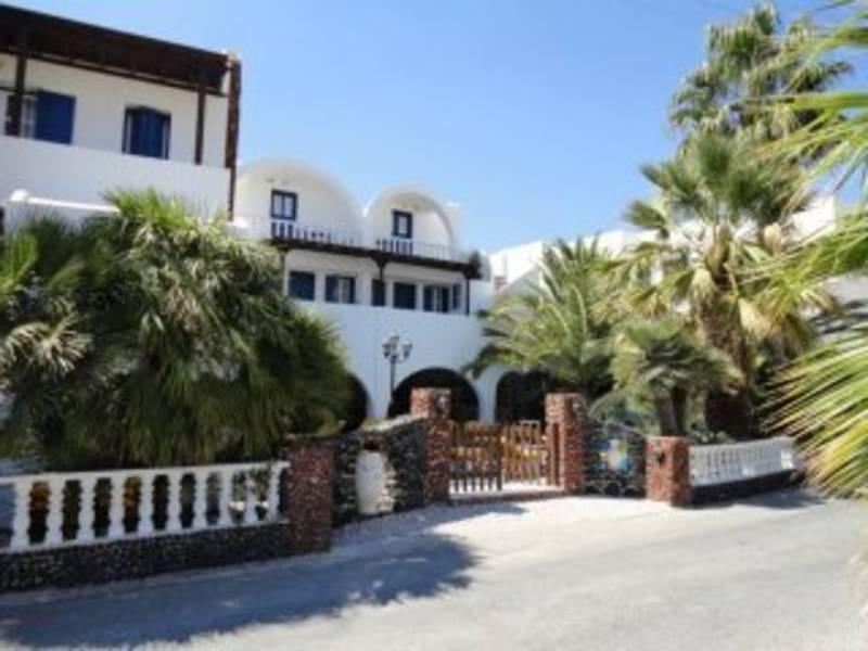 Holidays at Black Sandy Beach Hotel in Perivolos, Perissa