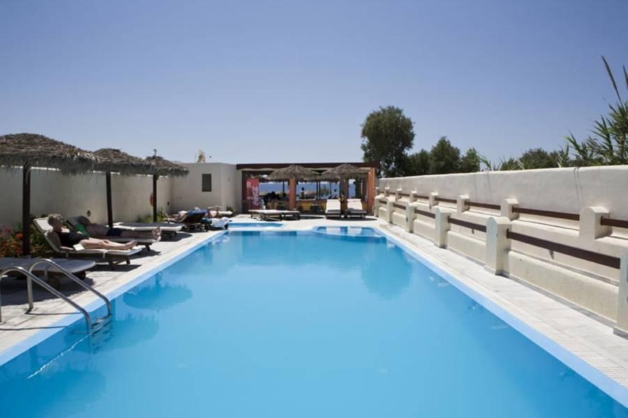 Holidays at Blue Diamond Bay Hotel in Perivolos, Perissa
