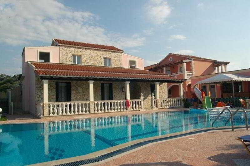 Holidays at Blue Sky Apartments in Sidari, Corfu