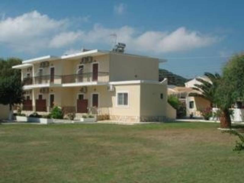 Holidays at George Studios in Sidari, Corfu