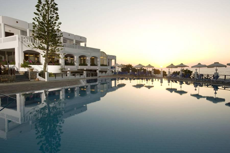 Holidays at Maritimo Beach Hotel in Sissi, Crete