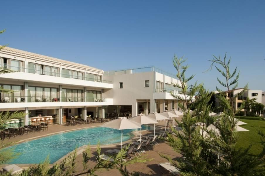Holidays at Castello Boutique Resort and Spa in Sissi, Crete