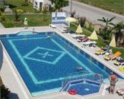 Holidays at Palm Beach Apartments in Calis Beach, Dalaman Region