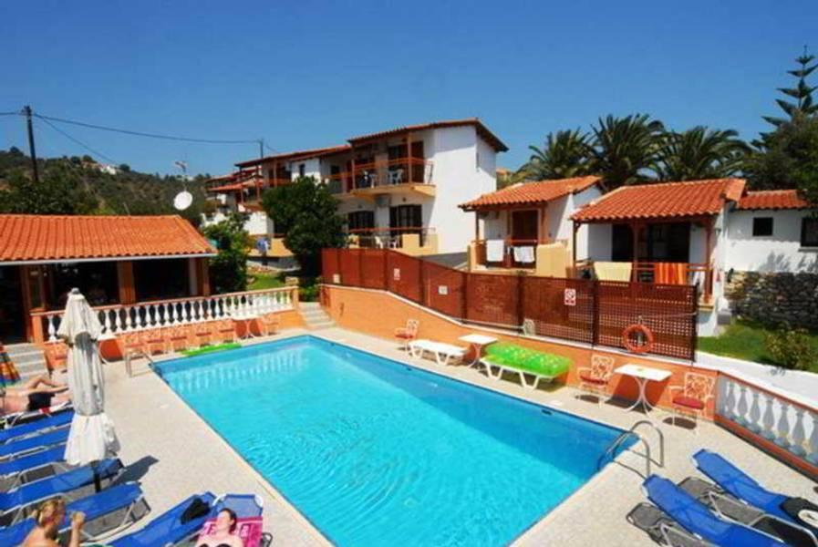 Holidays at Elenis Village Hotel in Achladies, Skiathos