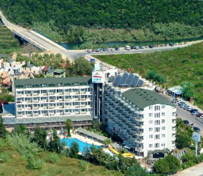 Holidays at Asrin Beach Hotel in Turkler, Konakli