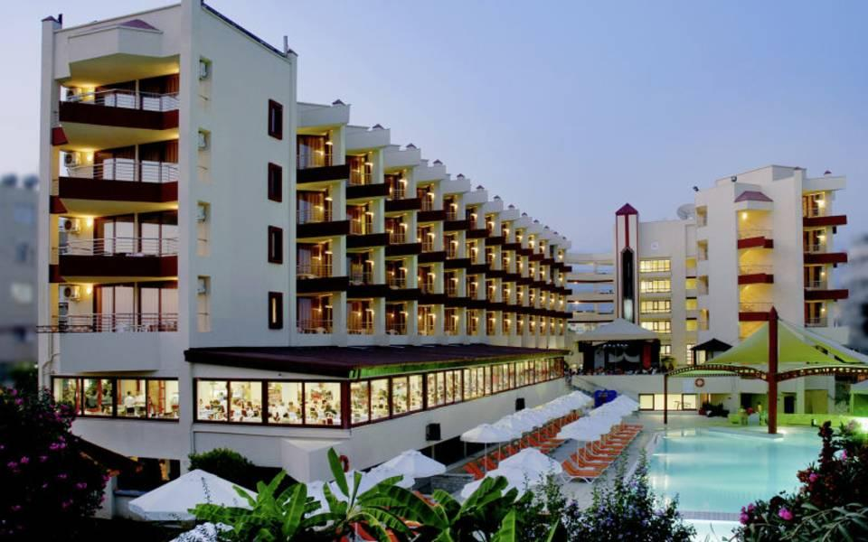 Holidays at Taksim International Obakoy Hotel in Alanya, Antalya Region