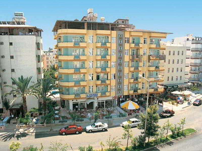 Holidays at Volkan Hotel in Alanya, Antalya Region