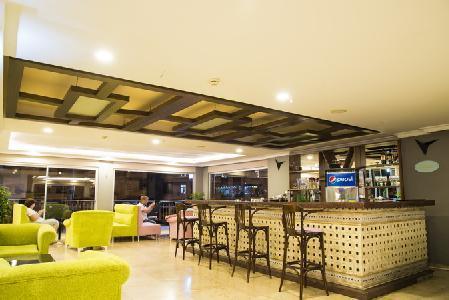 Holidays at Hera Park Hotel in Side, Antalya Region