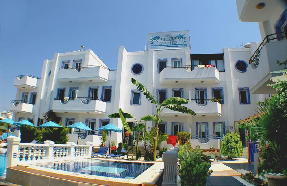 Holidays at Palmiye Garden Hotel in Side, Antalya Region