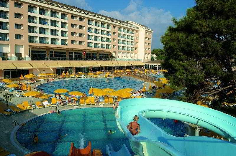 Holidays at Laphetos Beach Resort And Spa Hotel in Kizilot Side, Side