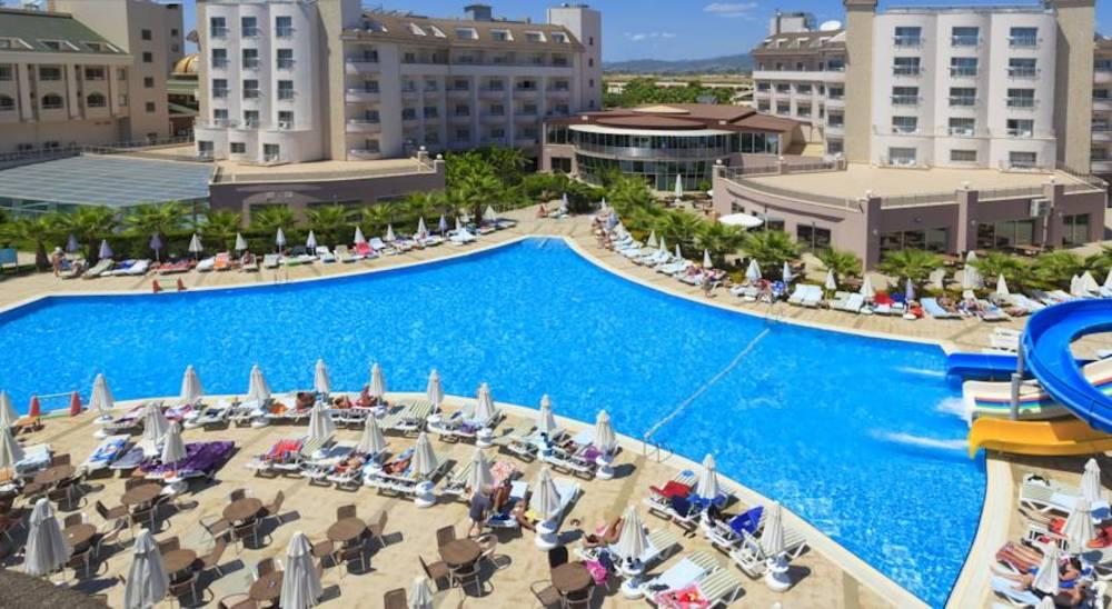 Holidays at Side Lilyum Hotel and Spa in Kumkoy Side, Side