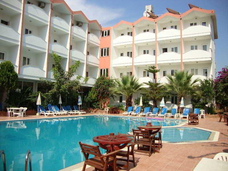 Holidays at Ulas Hotel in Side, Antalya Region