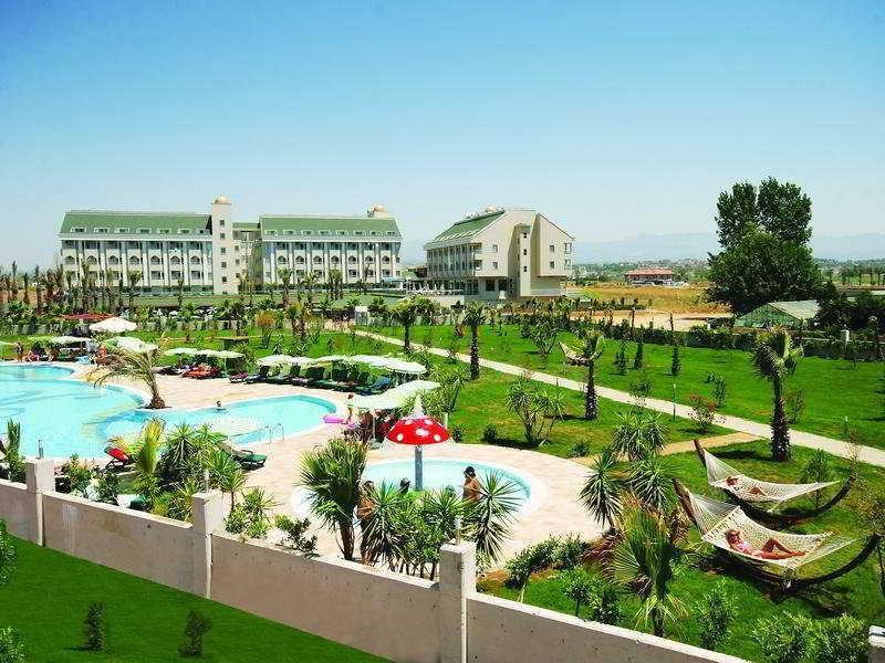 Holidays at Primasol Hane Garden Hotel in Kumkoy Side, Side