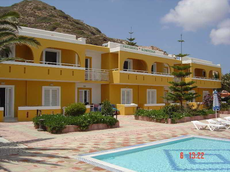Holidays at Kontessa Apartments in Kefalos, Kos