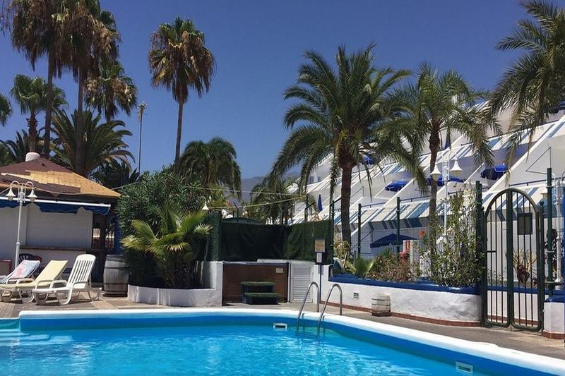 Holidays at Puerto Colon Club Apartments in Costa Adeje, Tenerife