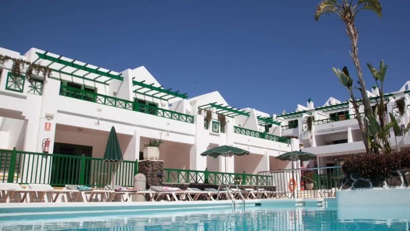 Holidays at Club Las Calas Apartments in Puerto del Carmen, Lanzarote