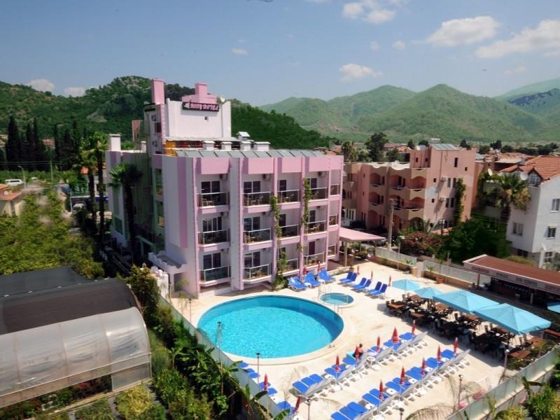 Holidays at Rosy Hotel in Marmaris, Dalaman Region