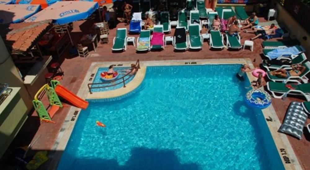 Holidays at Marsyas Hotel in Marmaris, Dalaman Region