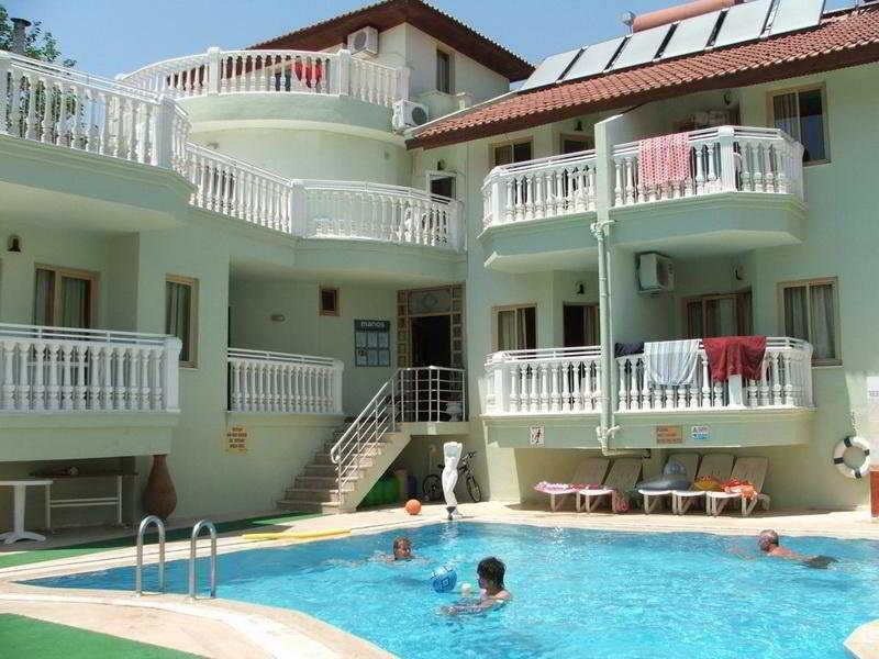 Holidays at Toksoy Studios and Apartments Hotel in Marmaris, Dalaman Region