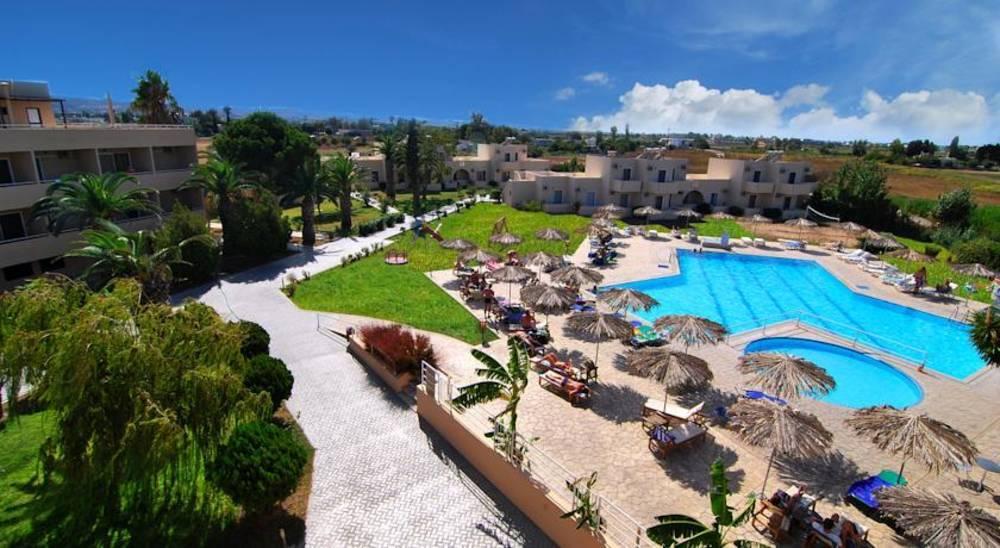 Holidays at Roselands Bungalow Hotel in Marmari, Kos