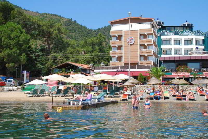 Holidays at Monte Boutique Hotel in Marmaris, Dalaman Region