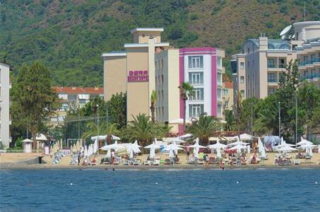 Holidays at Dora Beach Hotel Marmaris in Marmaris, Dalaman Region
