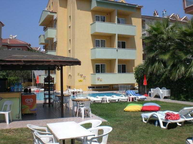 Holidays at Sisters Aparthotel in Marmaris, Dalaman Region