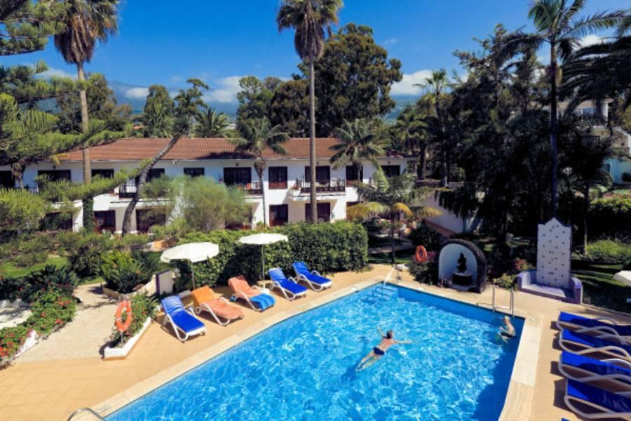 Holidays at Club Ambassador Apartments in Puerto de la Cruz, Tenerife
