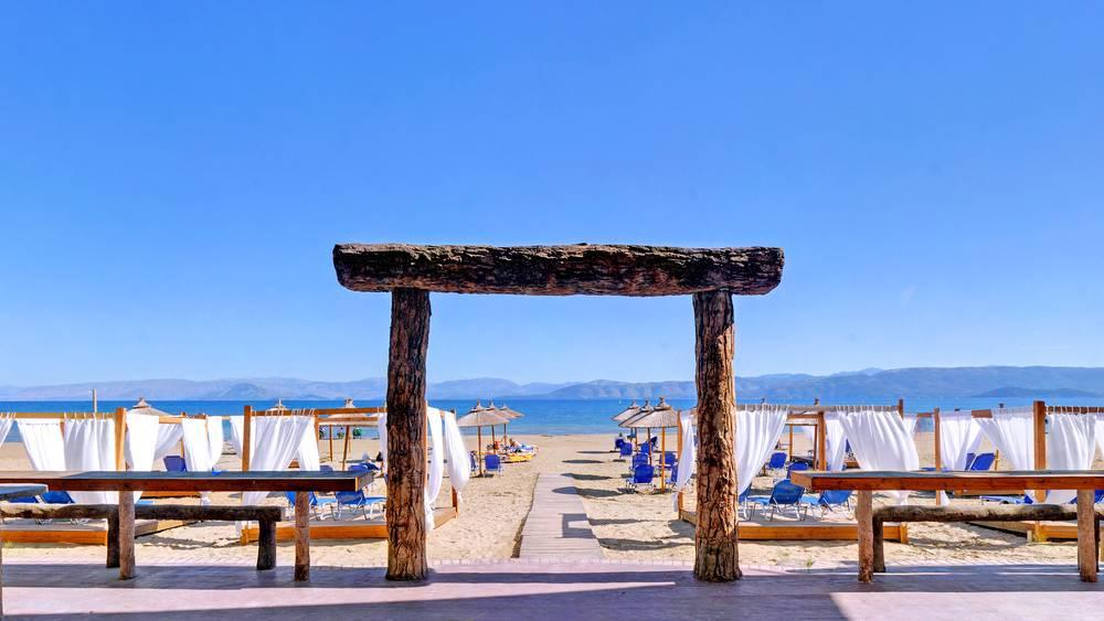 Holidays at Island Beach Resort Annexe in Kavos, Corfu