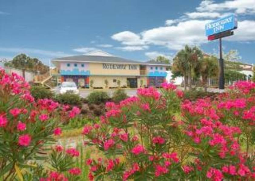 Holidays at Rodeway Inn Kissimmee Hotel in Kissimmee, Florida