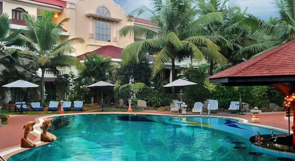 Holidays at Joecons Beach Resort in Benaulim Beach, India