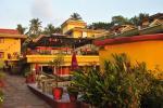 Holidays at San Joao Holiday Homes in Benaulim Beach, India