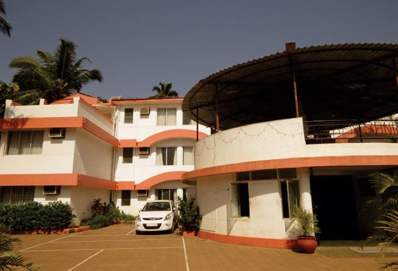 Holidays at Silken Sands Hotel in Benaulim Beach, India