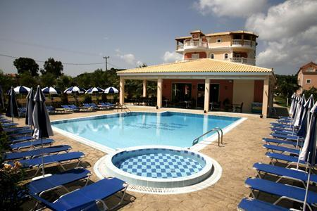 Holidays at Dinos Hotel in Tsilivi, Zante