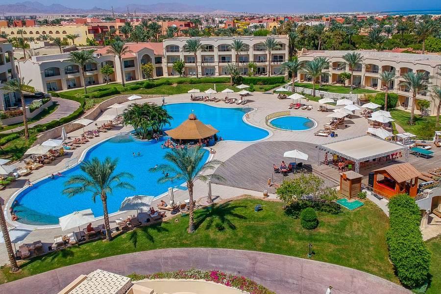 Holidays at Cleopatra Luxury Resort in Nabq Bay, Sharm el Sheikh