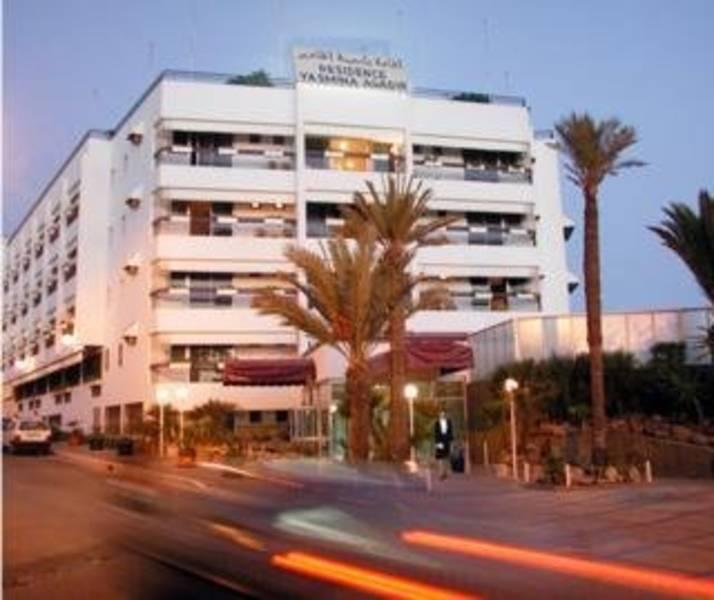 Holidays at Residence Yasmina Hotel in Agadir, Morocco