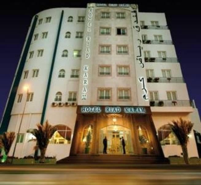 Holidays at Omega Hotel in Agadir, Morocco