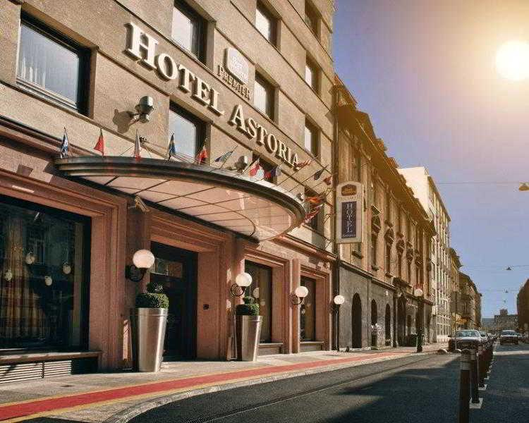 Holidays at Best Western Premier Astoria Hotel in Zagreb, Croatia