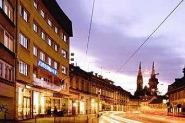 Holidays at Jadran Zagreb Hotel in Zagreb, Croatia
