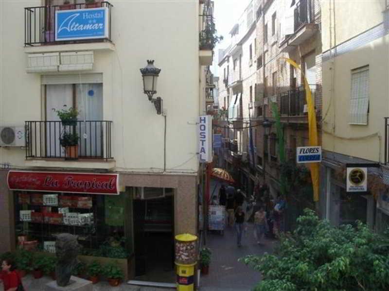 Holidays at Altamar Hostal in Almunecar, Costa del Sol