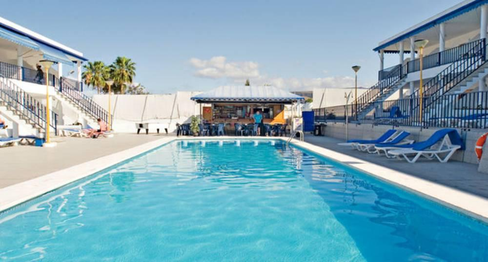 Holidays at Sol Y Paz Apartments in Puerto Rico, Gran Canaria