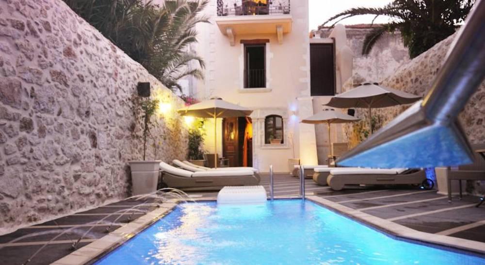 Holidays at Antica Dimora Suites Hotel in Rethymnon, Crete