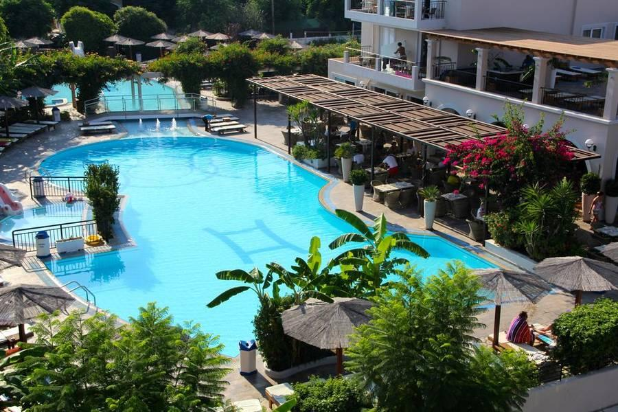 Holidays at Peridis Family Resort in Kos Town, Kos